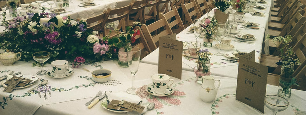 Vintage Afternoon Teas
